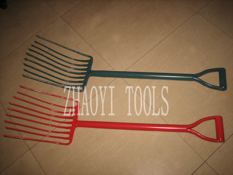 1056036 steel handle fork