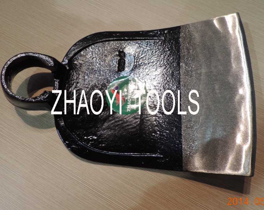 ZYXH3118 forging digging hoe