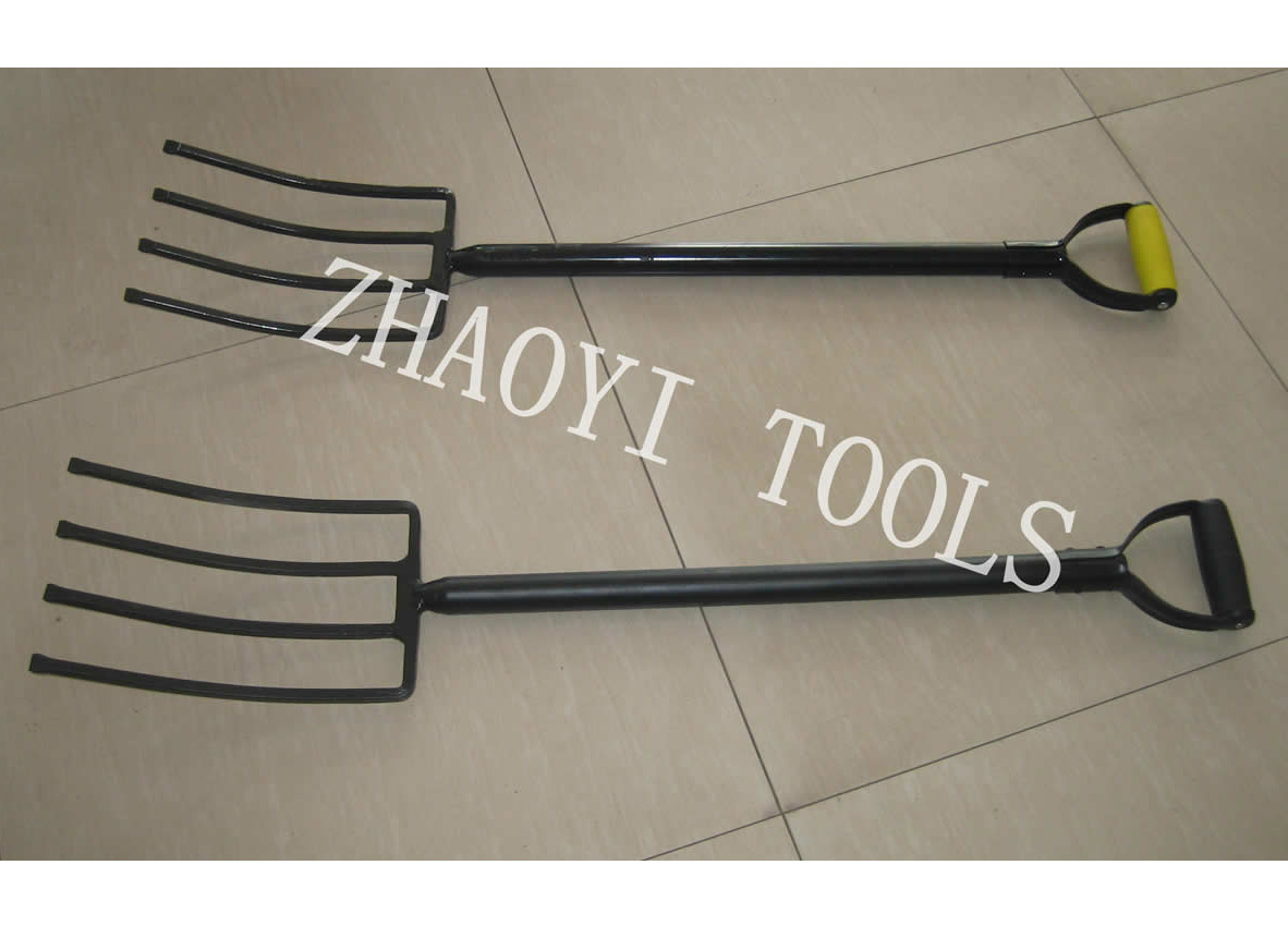 10560202 steel shaft fork steel handle fork