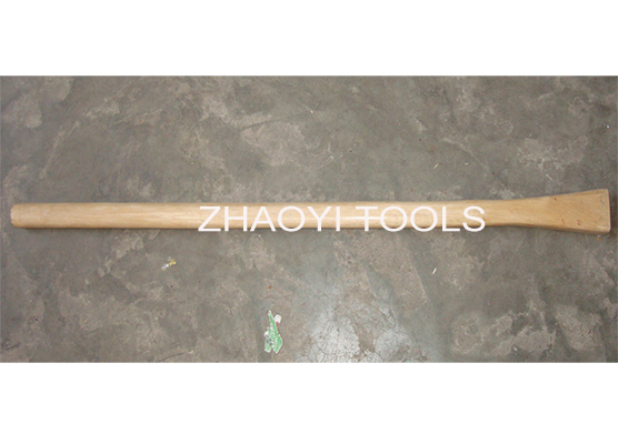 WH007 U shaped end wood handle